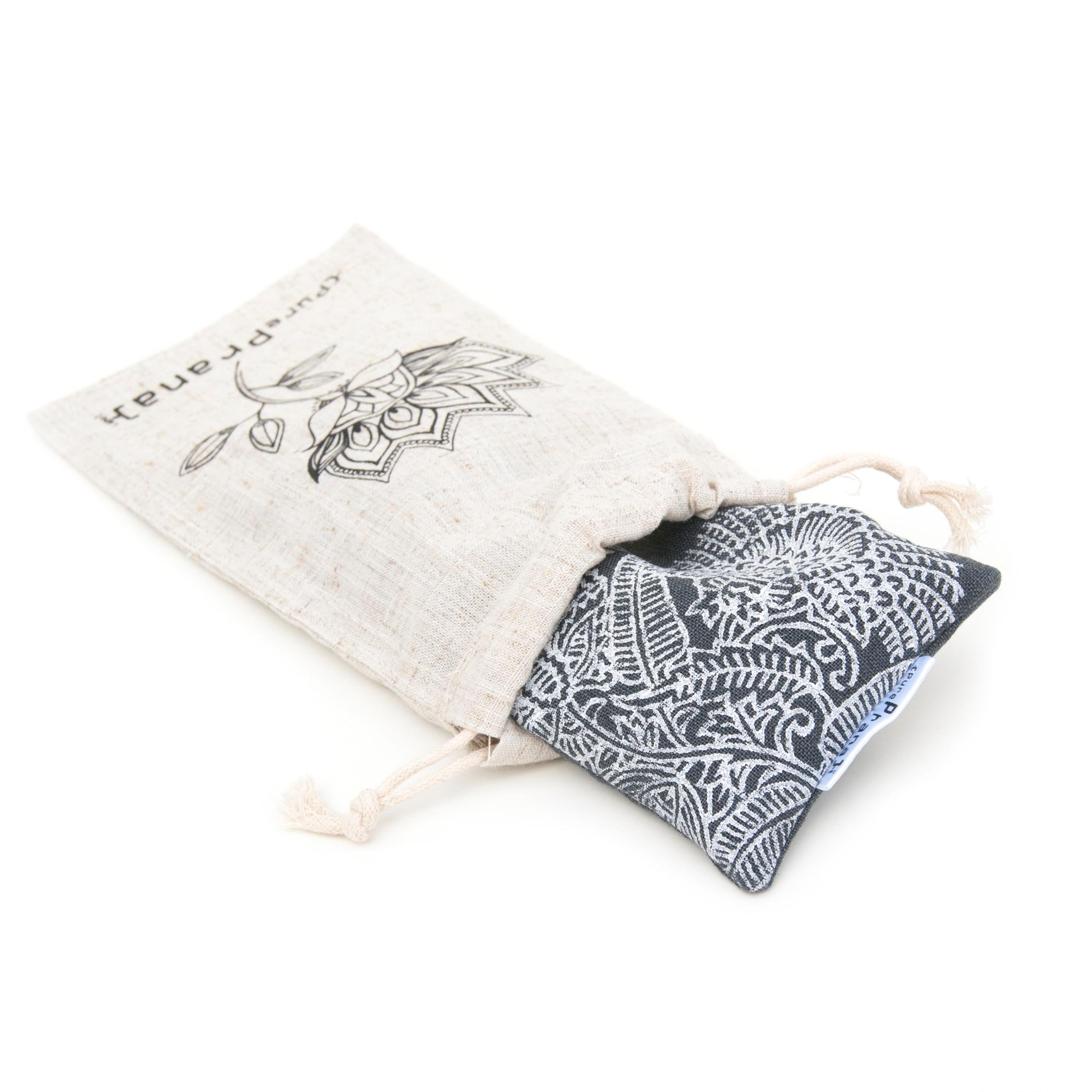 100% linnen oogkussens door Pure Prana Label