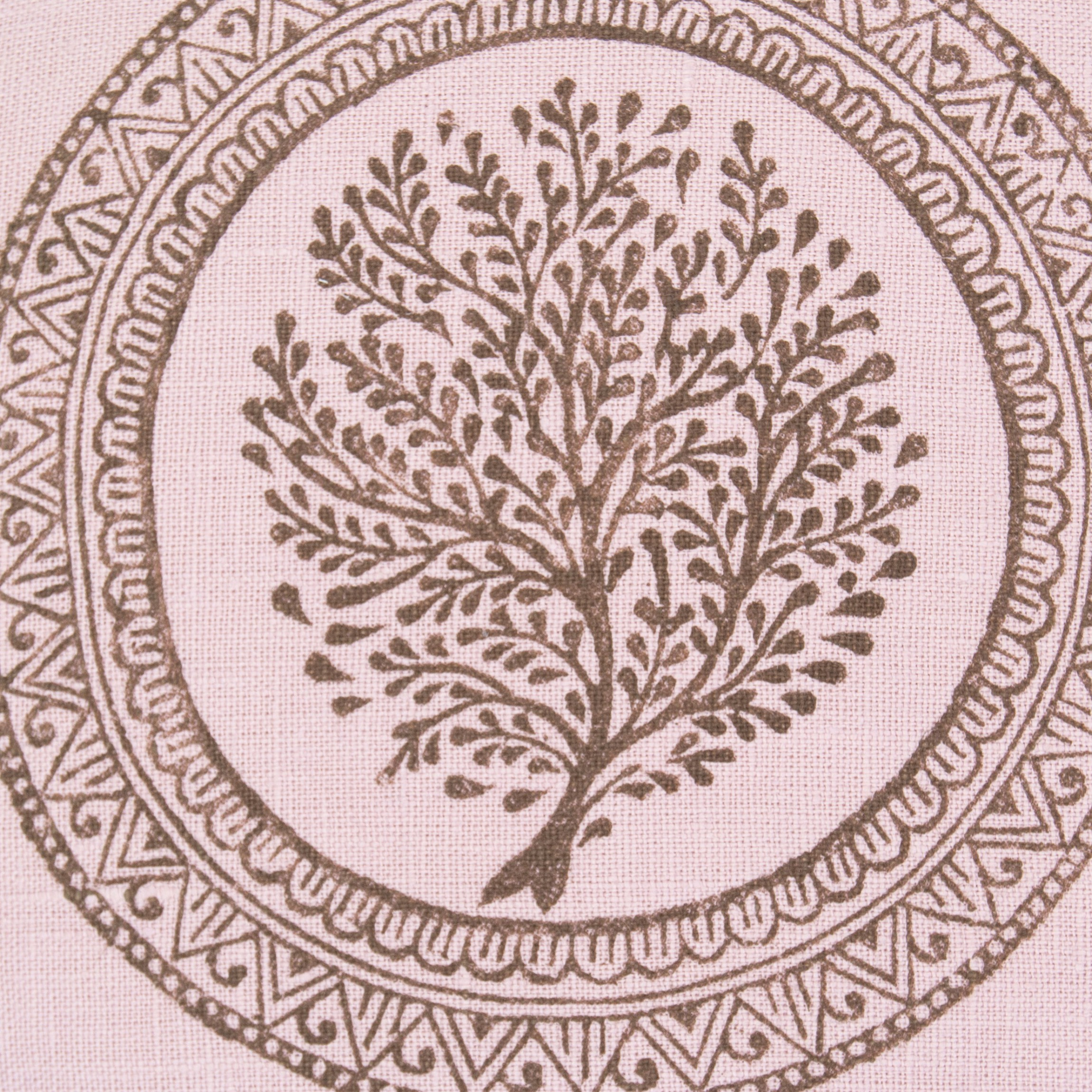 Close up of the Tree of Life print