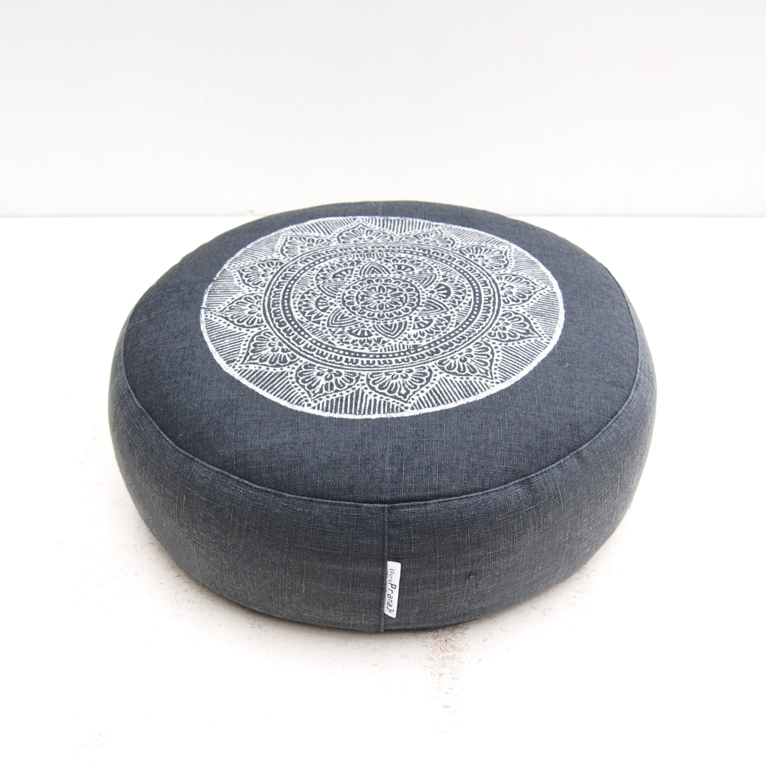 Mandala meditation cushion by Pure Prana Label