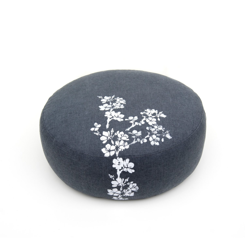 Meditation cushion Cherry Blossom by Pure Prana Label