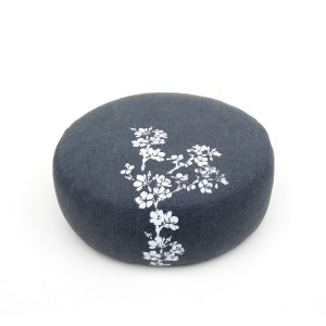Meditation cushion Cherry Blossom by Pure Prana Label