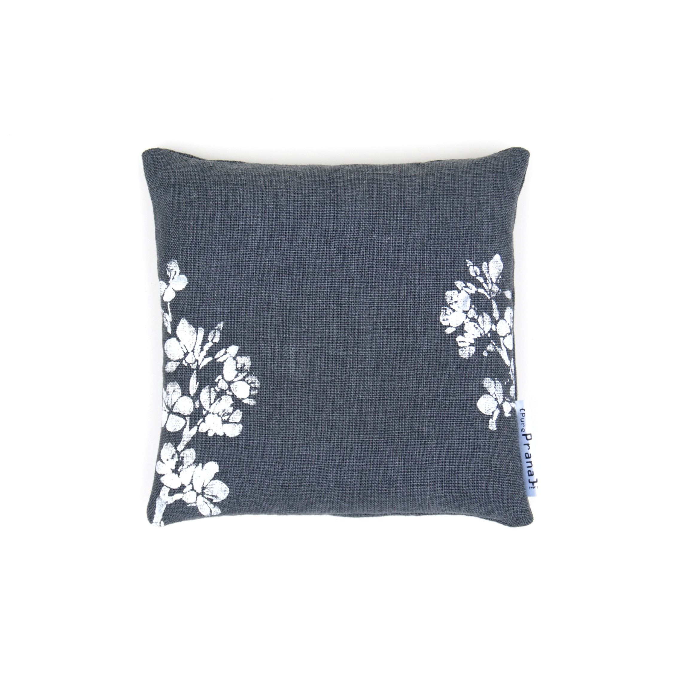 Singing bowl cushion Cherry Blossom by Pure Prana Label