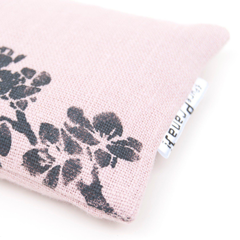 crystal eye pillow cherry blossom