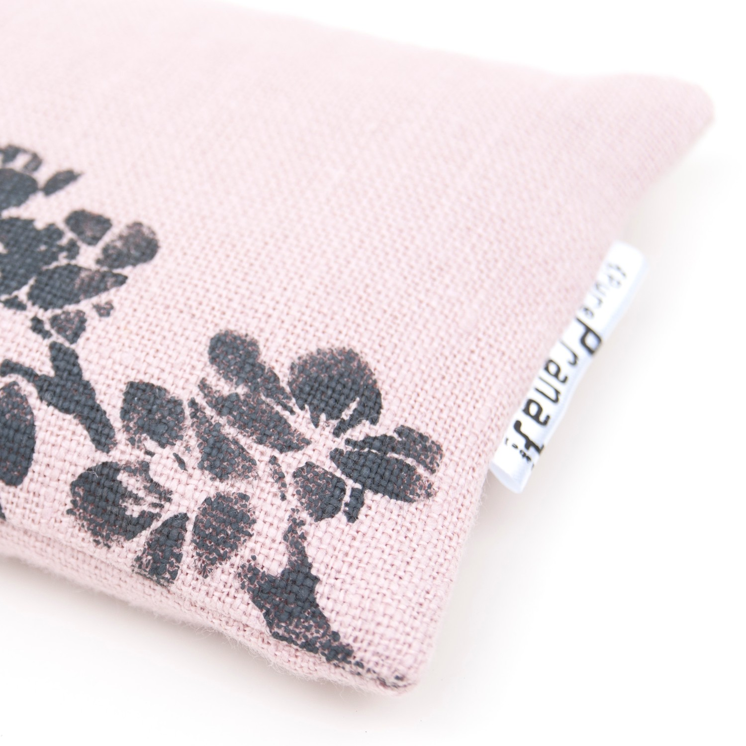 crystal eye pillow cherry blossom