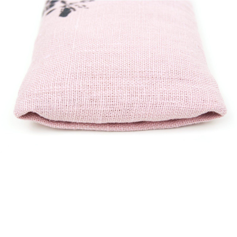 crystal eye pillow closure