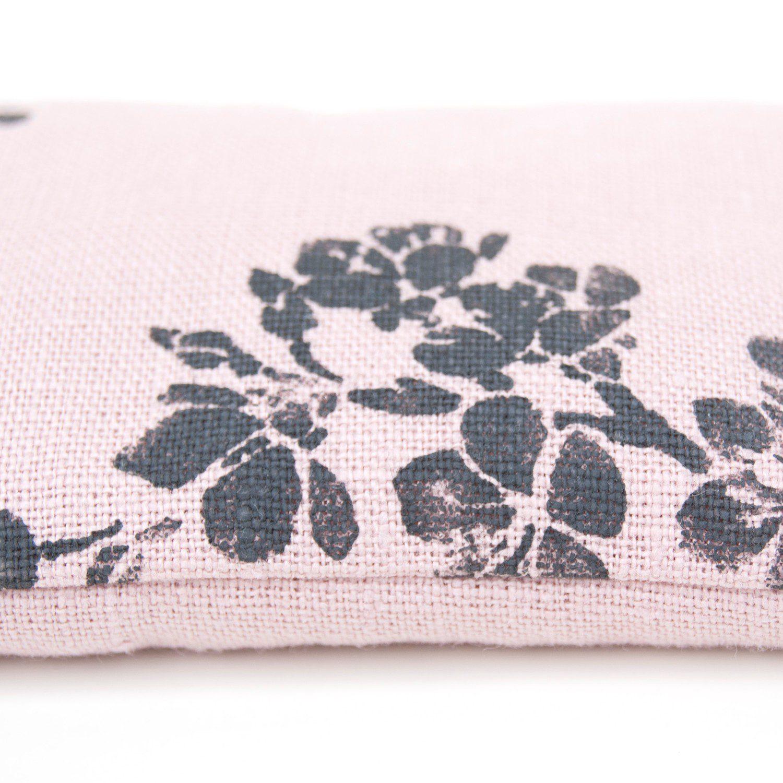 Cherry blossom print, crystal eye pillow Pure Prana Label