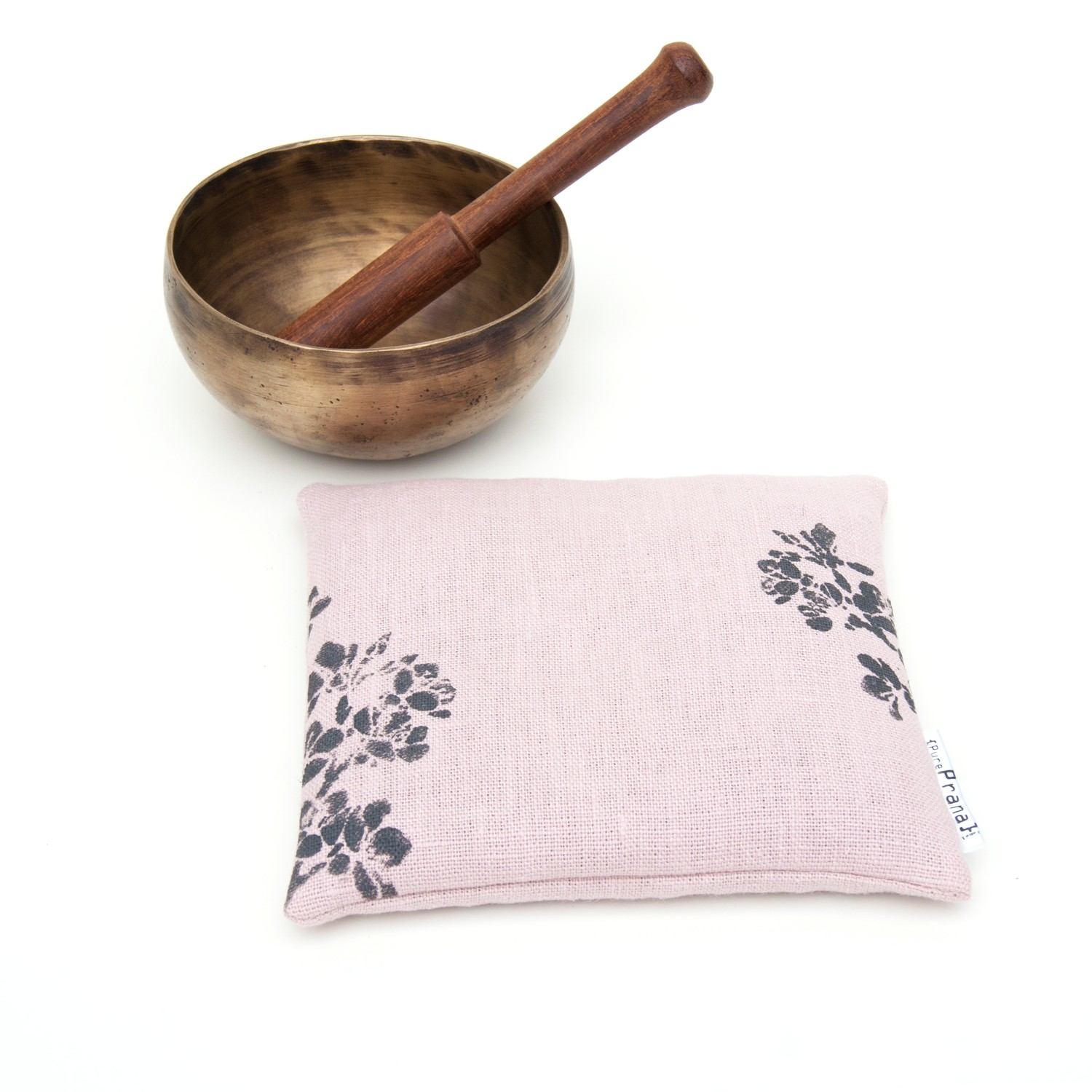 Singing bowl cushion Cherry Blossom