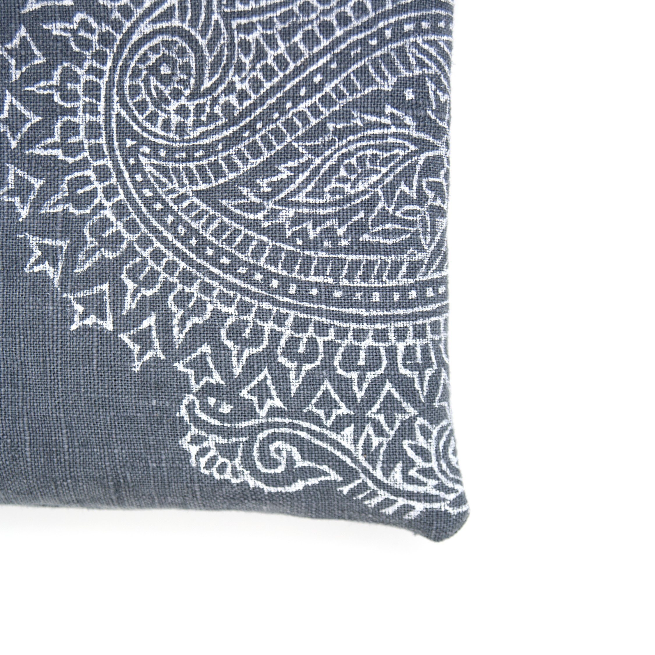 Close up print Paisley