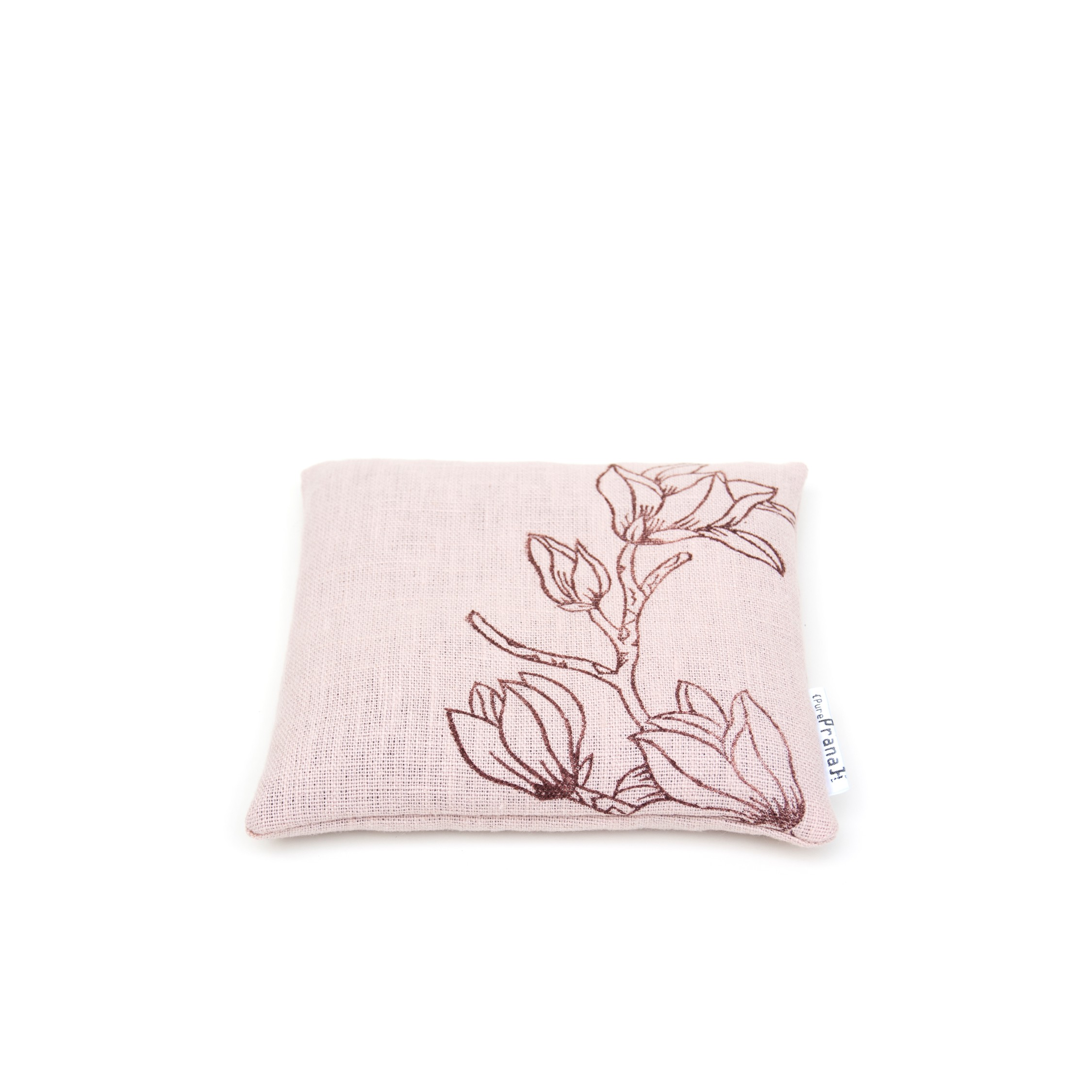 Singing bowl pillow Magnolia by Pure Prana Label