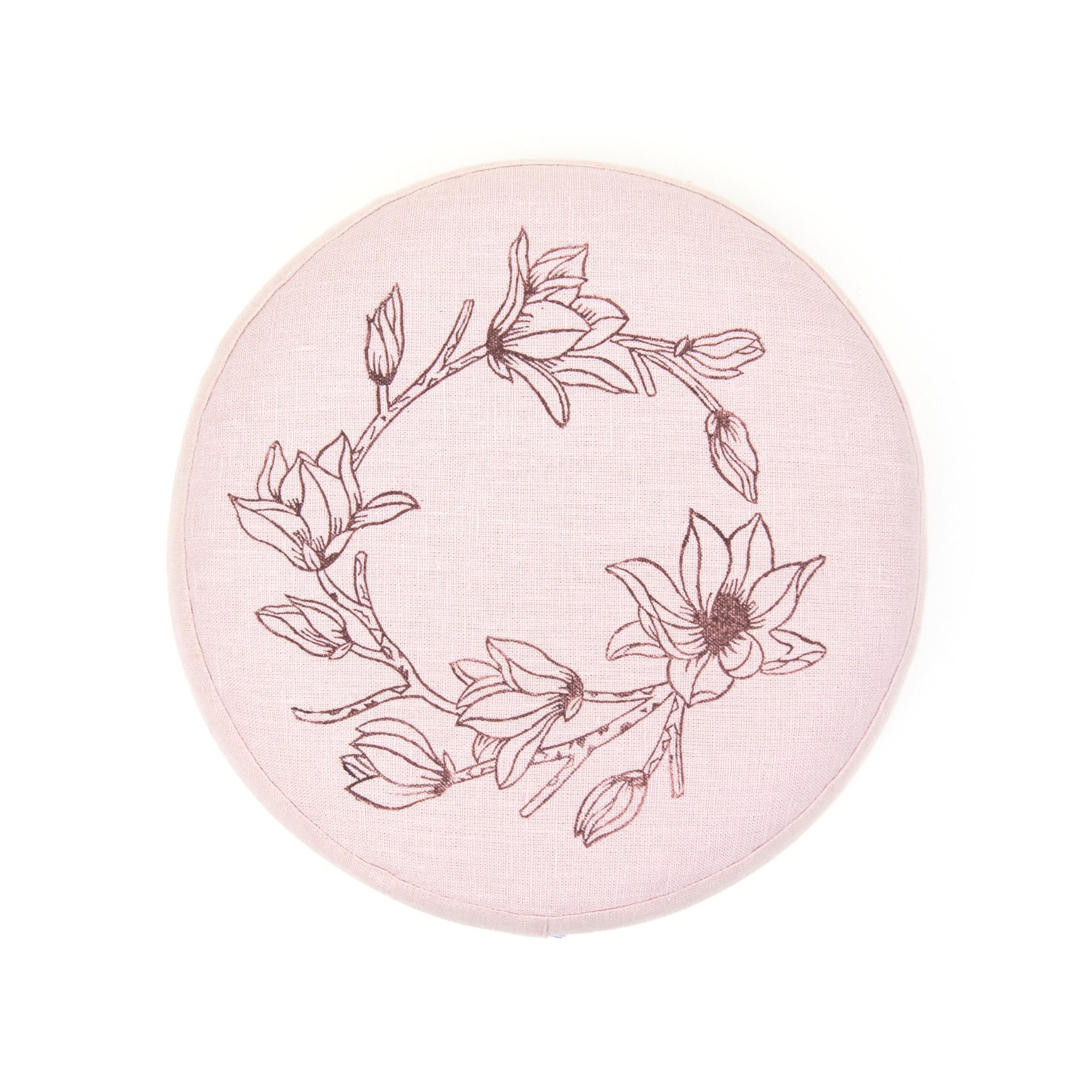 meditatiekussen magnolia