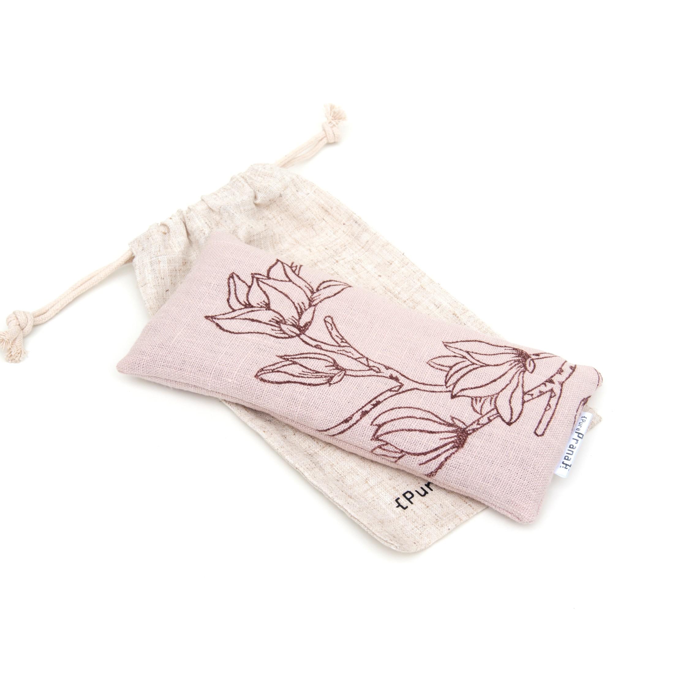 Unique lavender eye pillow by Pure Prana Label