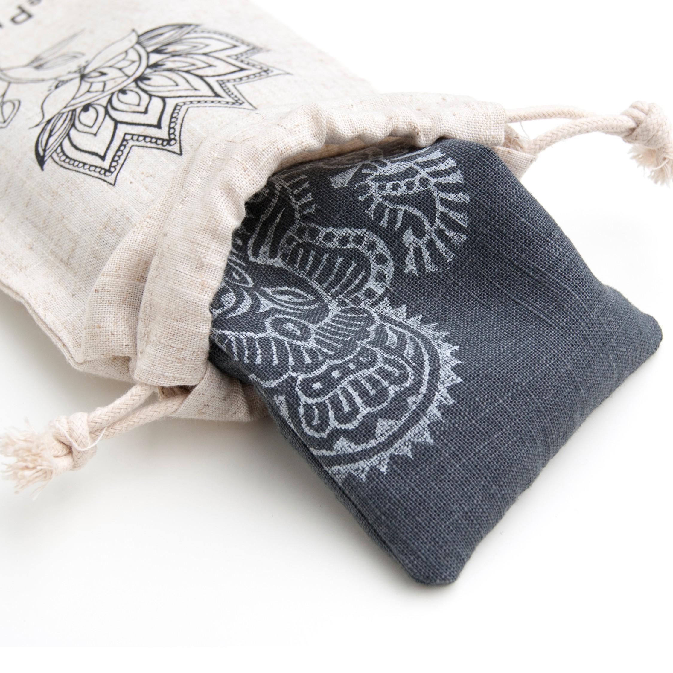Yoga eye pillow Ganesh