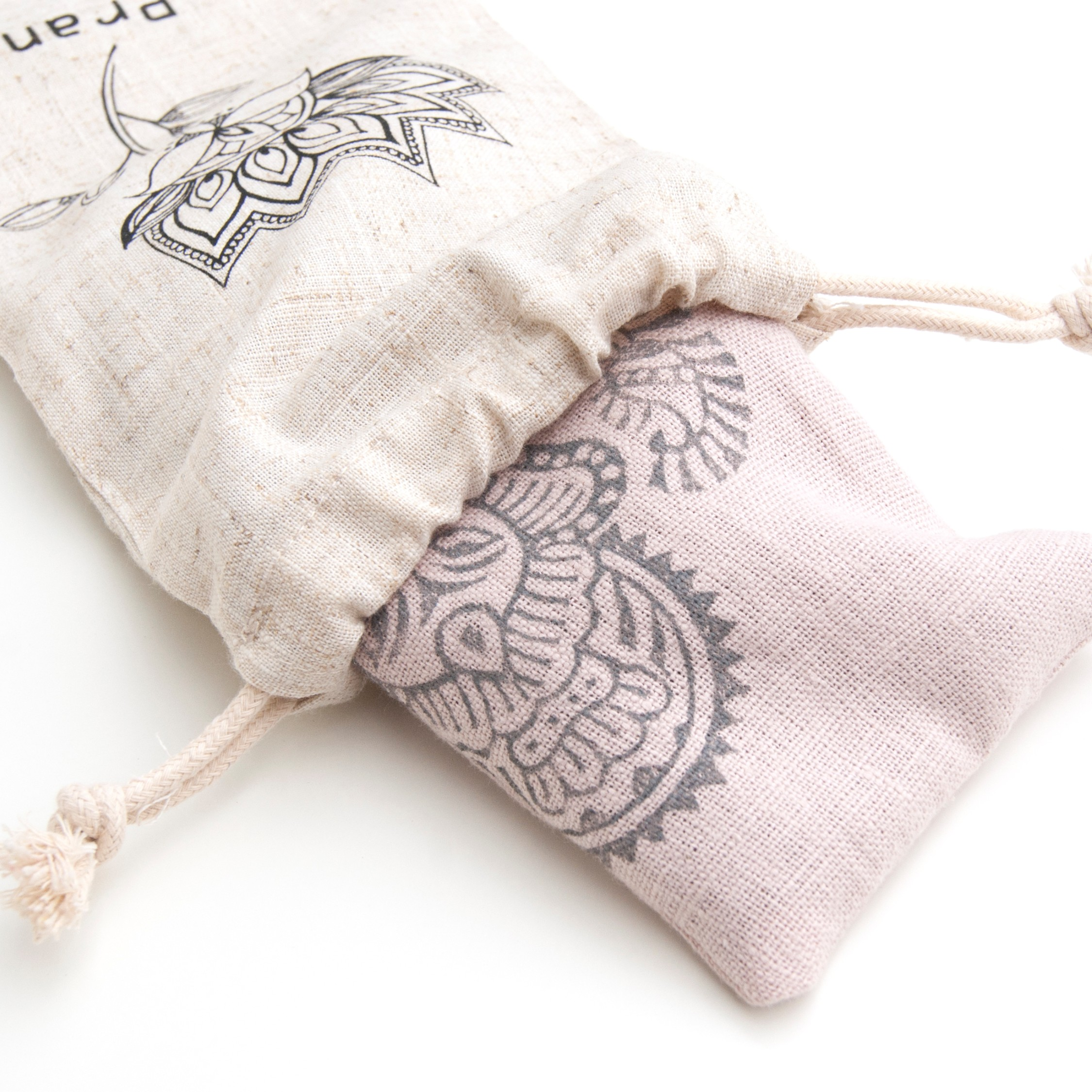 Yoga eye pillow Ganesh