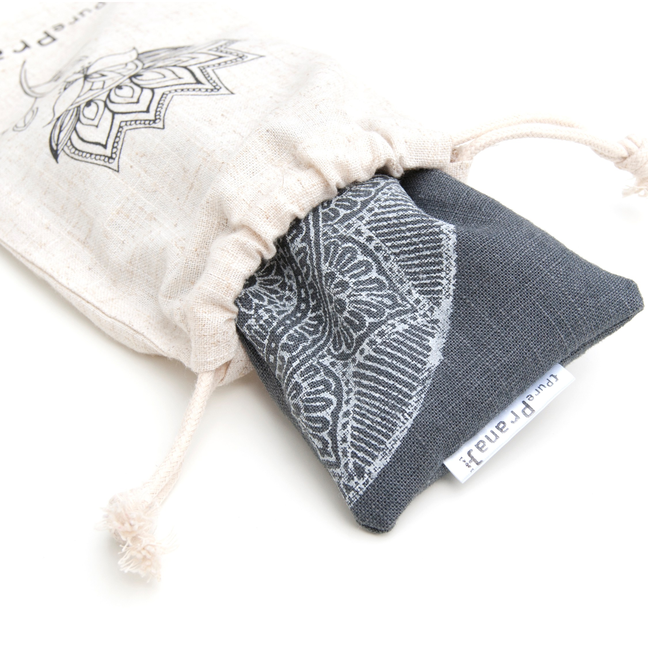 Yoga eye pillow by Pure Prana Label