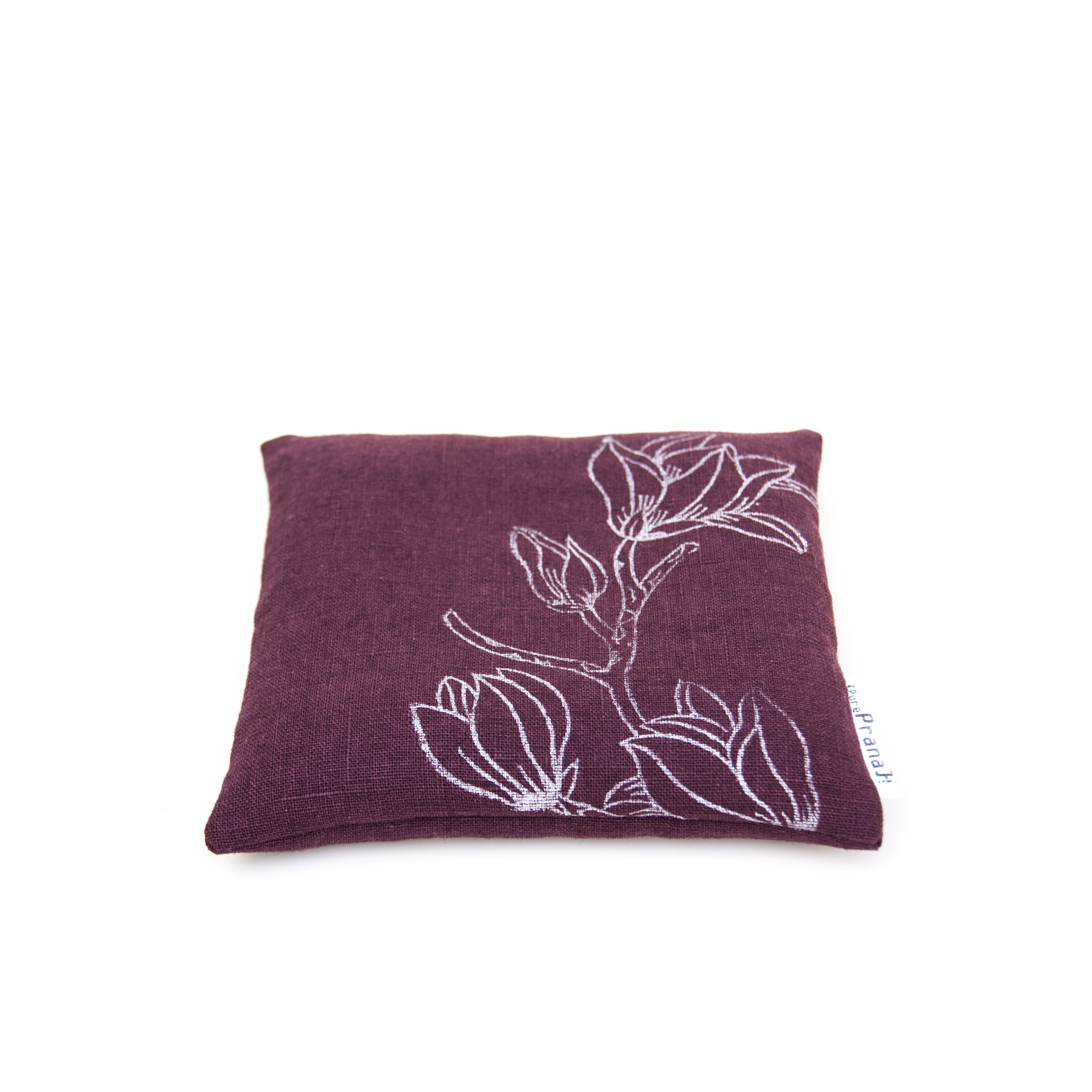 Singing bowl cushion Magnolia