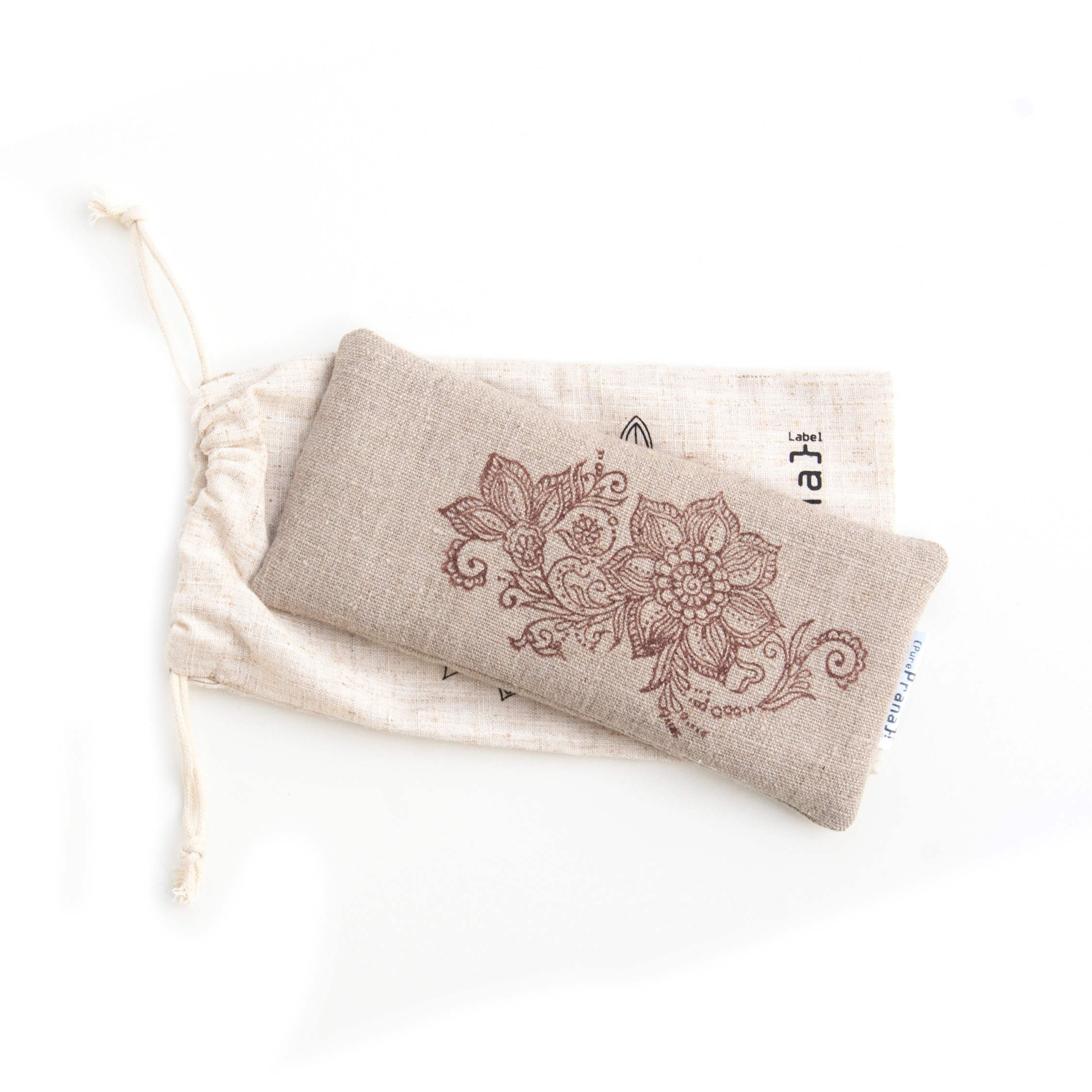 Yoga eye pillow non toxic