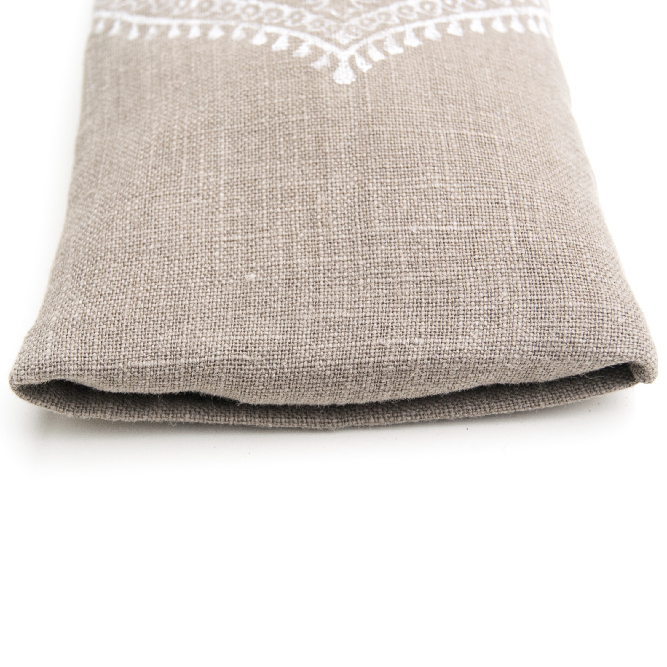 Envelope closure organic eye pillow by Pure Prana Label