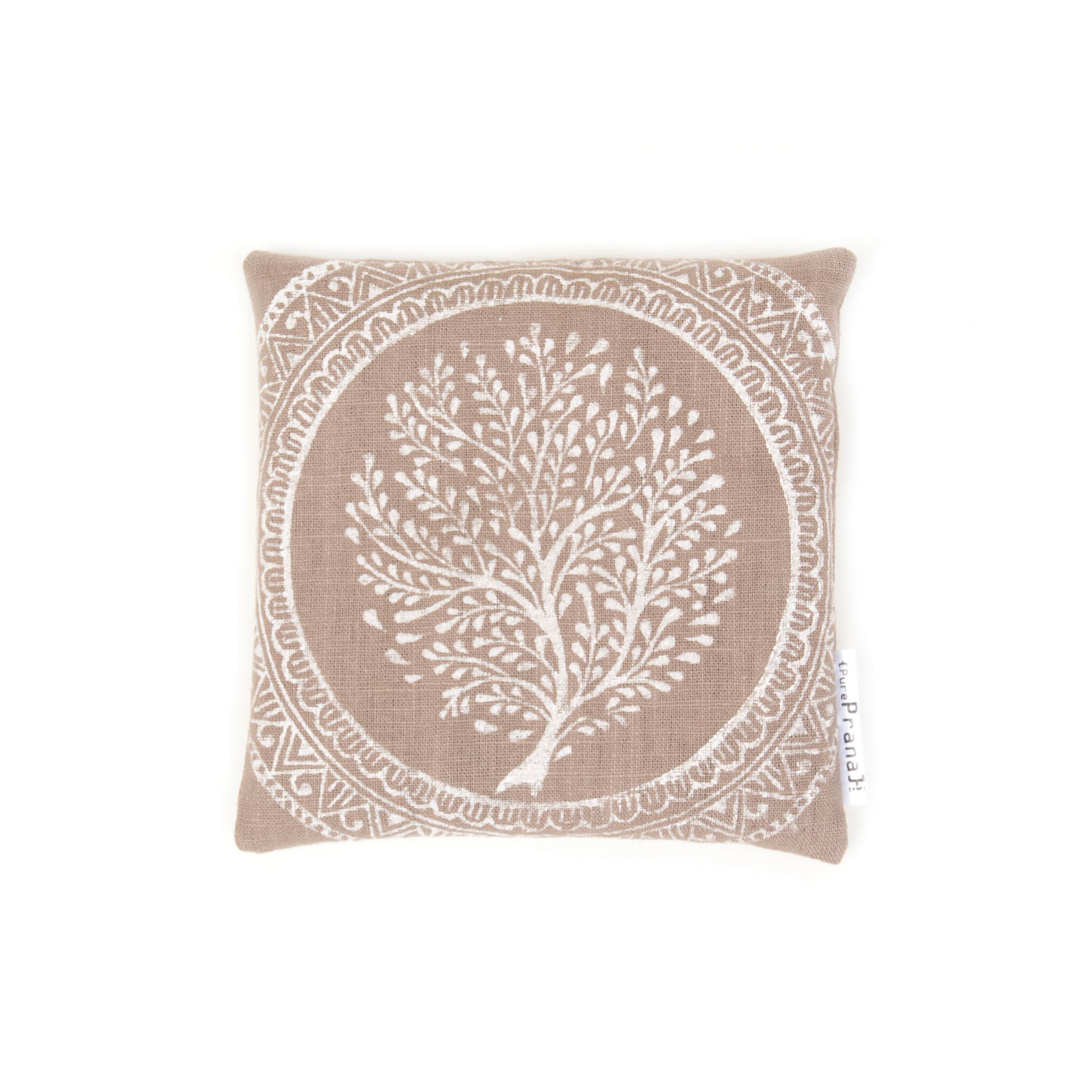 Singing bowl cushion Tree of Life