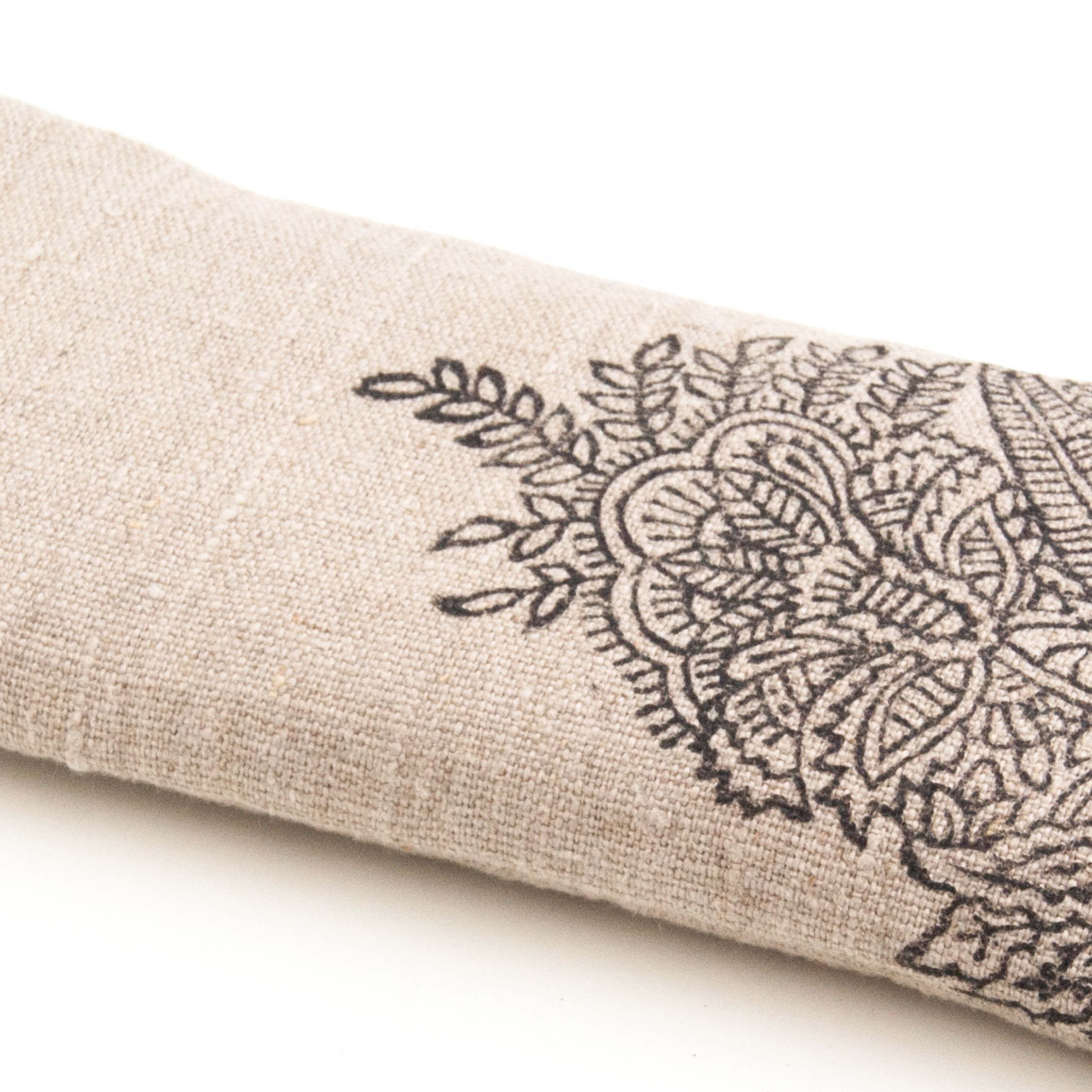 Amethyst filled eye pillow by Pure Prana Label