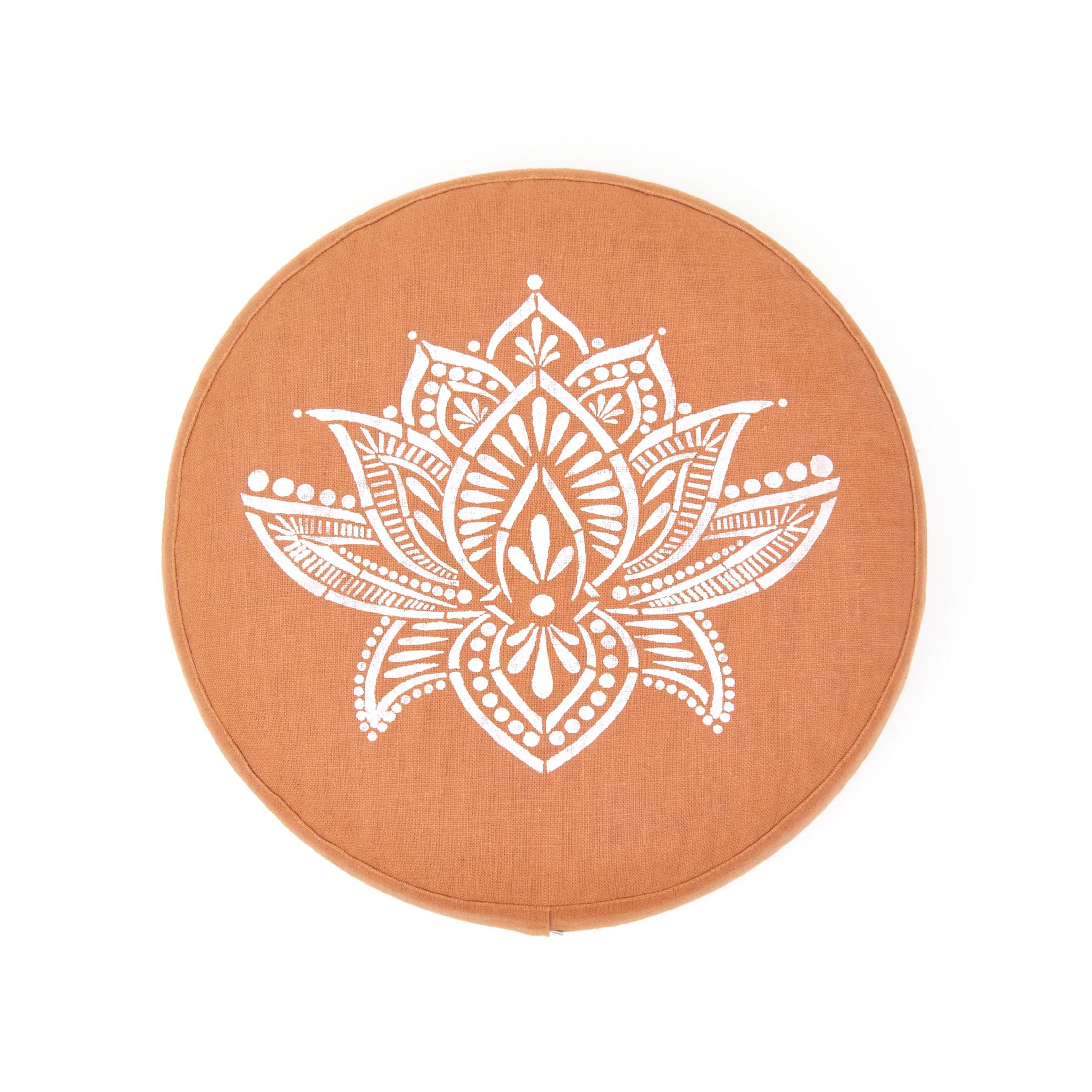 Meditation cushion Lotus