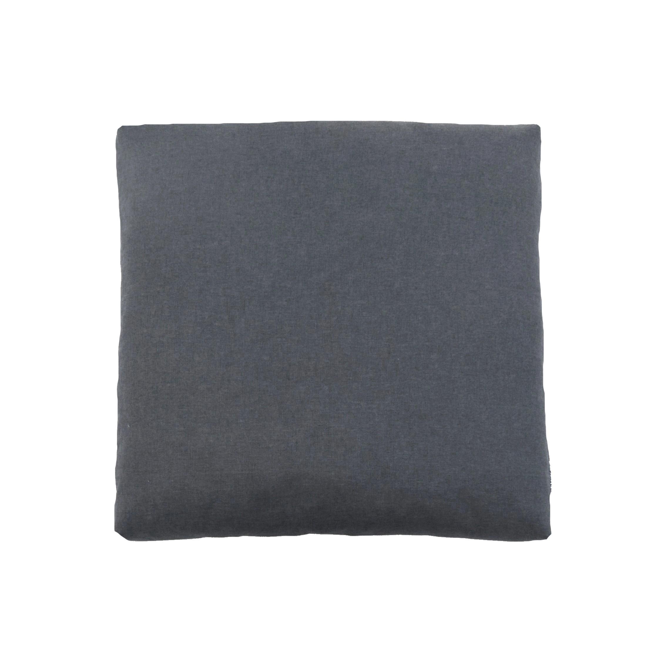 Zabuton in dark grey